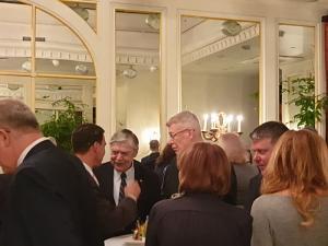 Прием Посольства Австрии