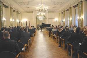 Прием Посольства Ирландии в Латвии по случаю дня Св. Патрика