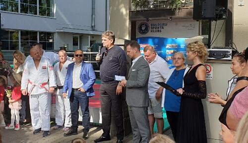 Bulduru sporta Klubs Андрей Козелс и Василий Прудников