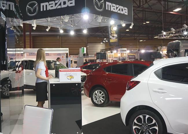 выставки AUTO 2015 в Риге