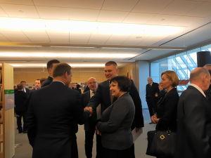 25 gadi diplomātisko attiecību veidošanas starp Latviju un Baltkrievijas Republiku