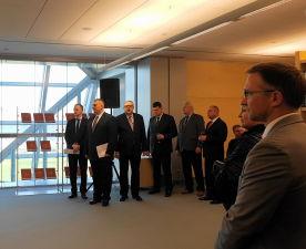 25 лет установления дипломатических отношений между Латвией и  Республикой Беларусь