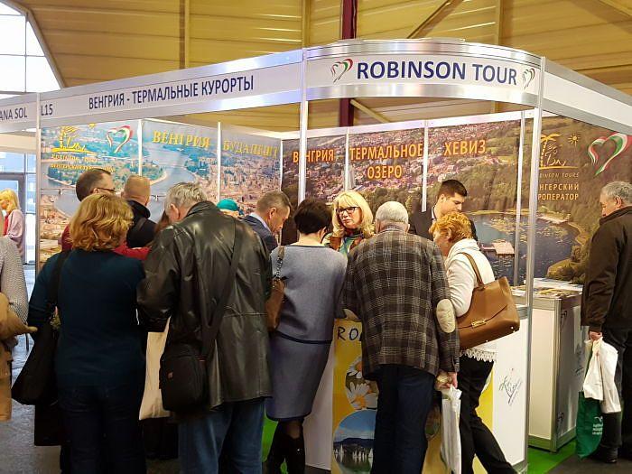 Balttour 2018  Robinson Tours венгерский туроператор