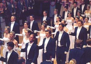 Репетиция Венского Оперного бала