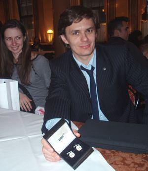 Виталий Бутенко, аспирант Федерального Технологического Института в Цюрихе