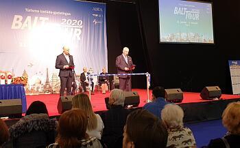 выставка Balttour 2020 в –иге