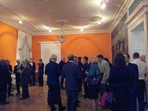 Прием Посольства Бельгии в Латвии
