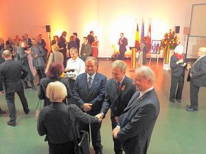 Франк Арнаутс Посол Бельгии в Латвии