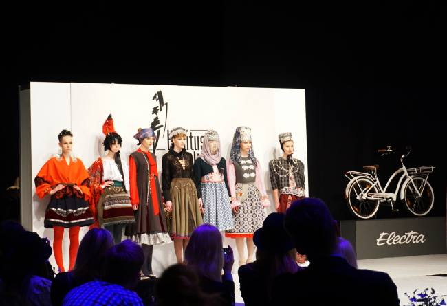 Baltic Fashion & Textile Riga 2015