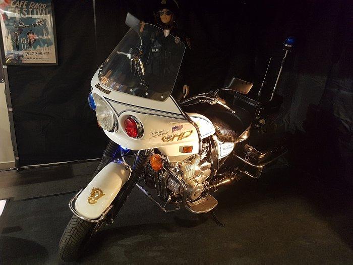 Мотоцикл 2018
