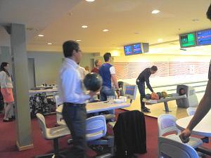 8 открытый чемпионат Дипломатического экономического клуба по боулингу 2014