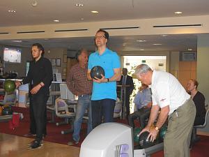 Открытый Чемпионат Дипломатического экономического  Клуба 2015 года по боулингу