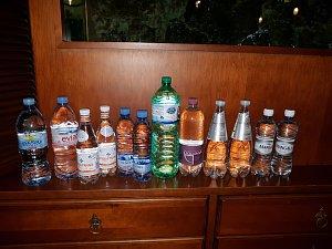 дегустация вкусовых качеств воды в дипломатическом клубе