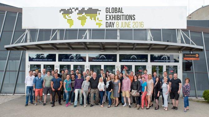 8 июня — Всемирный день выставок. Рига международный выставочный центр