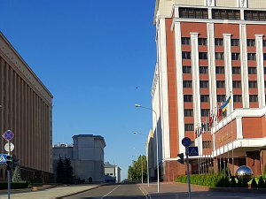 Минск. Президент отель