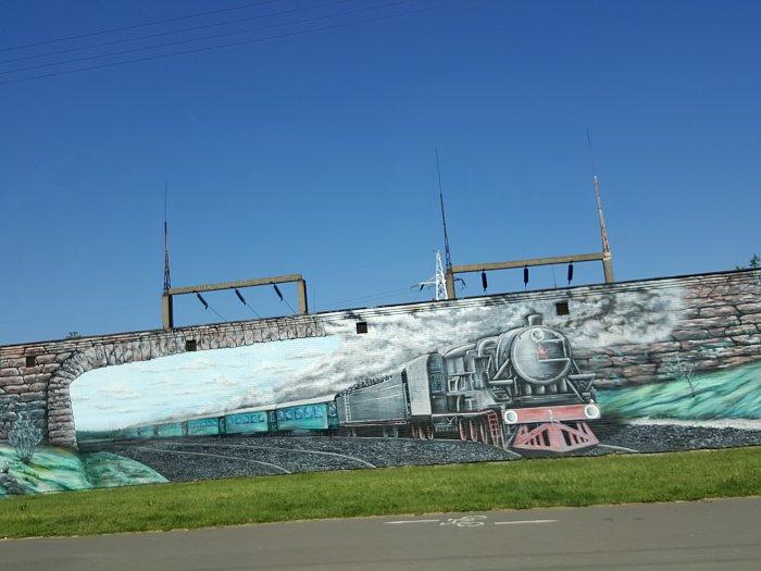 В Минске нет графити. Это радует