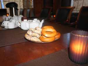 Чайный вечер в Дипломатическом  Клубе
