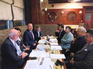Собрание Дипломатиеского экономиечского клуба