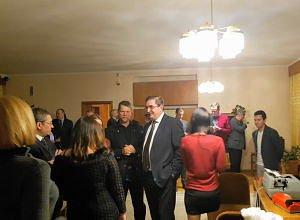 Ежегодное собрание членов Дипломатического экономического клуба 2февраля 2017 года  вЮрмале