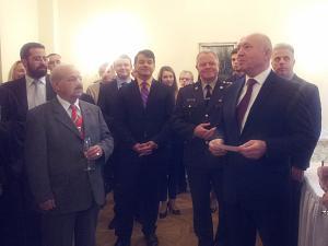 Посол Чешской Республики Павол Шепеляк