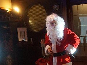 поздравления от Деда Мороза в Клубе