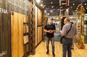 Выставка ДОМ I 2020 в Риге