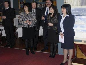 совместный вечер Дипломатического клуба и Посольства Казахстана в Латвии