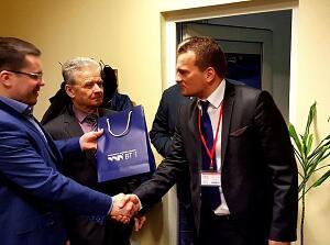 Андрей Козлов, Николай Колотило,  Давид Томашевски