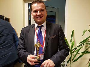 Президент Дипломатического клуба Давид Томашевски