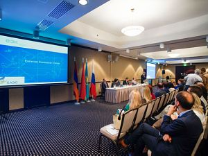 Презентация ЕАЭС в Латвии