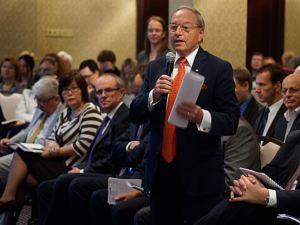 Презентация ЕАЭС в Латвии. В. Гаврилов