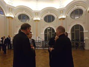 Ambassador of the Republic of Poland Eva Debska