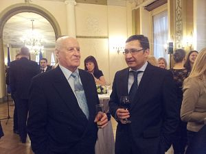 Посол Узбекистана в Латвии Афзал Артиков
