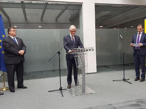 Открытие представительства  Агентства инвестиций и торговли Фландрии  в Вильнюсе