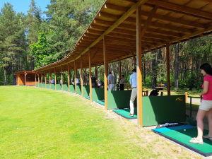 Соревнование по гольфу на призы Дипломатического Клуба