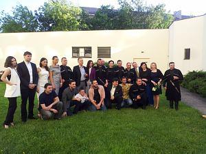 Вокальный ансамбль Голоса Грузии