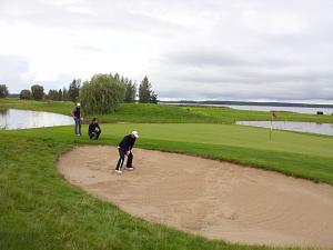 Турнир по гольфу Посла Казахстана