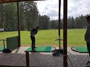 Гольф турнир дипломатического клуба
