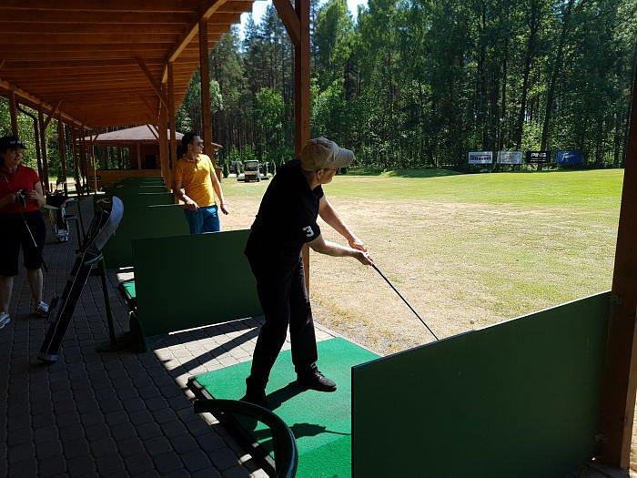 Летний турнир по гольфу