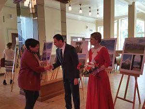 Прием Посольства Грузии в Латвии