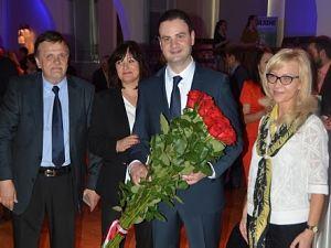 Прием Посольства Грузии в Латвии.