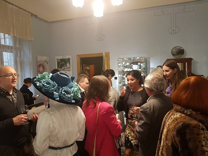 "Opening of the exhibition ""Herend"" in Riga"