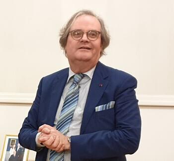 Ambassador Hugo Brauwers