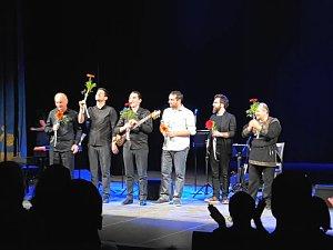 этно-джаз коллектив IRIAO