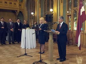Посол Японии в Латвии Тошиюки Тага