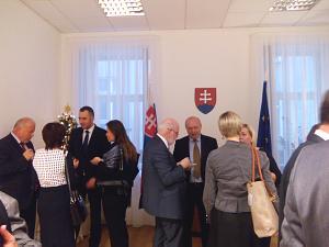 Рождественский суп-капустница в Посольстве Словакии