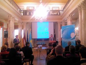 Посол Республики Казахстан в Латвии и Литве Бауржан Мухамеджанов