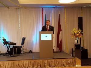 Посол Казахстана Бауржан Мухамеджанов