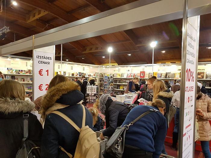 Латвийская книжная выставка 2018