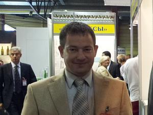 Ласло Солдатич секретарь Посольства Венгрии в Эстонии и Латвии